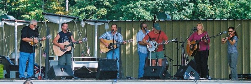 West End Blue Grass Band