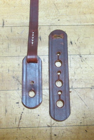 Mandolin Button Tabs